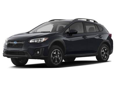 2018 Subaru Crosstrek 2.0i Premium with EyeSight, Blind Spot Detection, Rear Cross Traffic Alert, and Starlink SUV