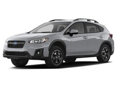 New 2018 Subaru Crosstrek 2.0i Premium w/ EyeSight, Moonroof, Blind Spot Detection, Rear Cross Traffic Alert, and Starlink SUV for sale in Warren, PA