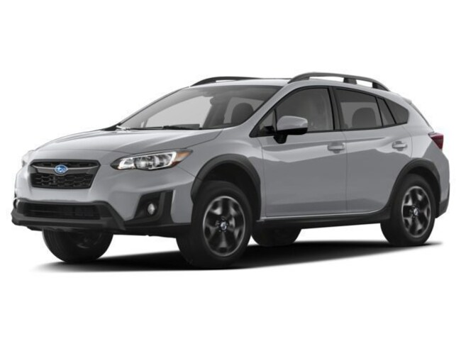 New 2018 Subaru Crosstrek 2.0i Premium w/ EyeSight, Blind Spot Detection, Rear Cross Traffic Alert, and Starlink SUV in Bangor