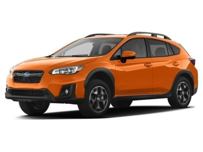 New 2018 Subaru Crosstrek 2.0i Premium with EyeSight, Moonroof, Blind Spot Detection, Rear Cross Traffic Alert, and Starlink SUV in Bangor