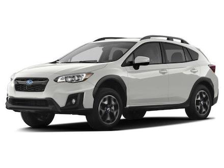 Featured Used 2018 Subaru Crosstrek 2.0i Premium with SUV for Sale in Potsdam, NY