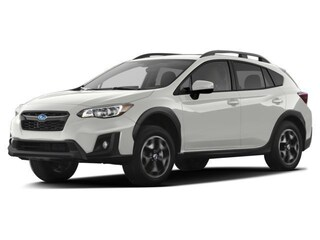2018 Subaru Crosstrek 2.0i Premium with EyeSight, Moonroof, Blind Spot Detection, Rear Cross Traffic Alert, and Starlink SUV