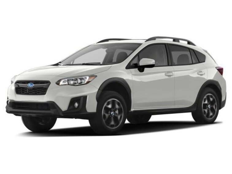 New 2018 Subaru Crosstrek 2.0i Premium with Starlink SUV JF2GTABCXJ8346337 For Sale/Lease Victor, NY