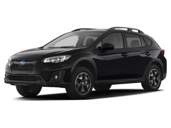New 2018 Subaru Crosstrek 2.0i Limited w/ EyeSight, Moonroof, Navigation Sys SUV in Bangor