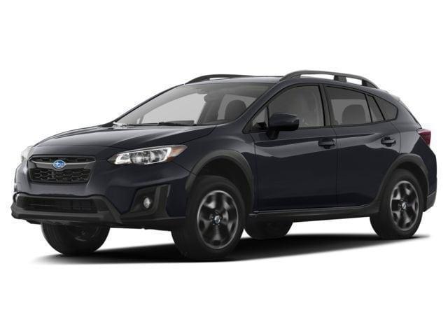 New 2018 Subaru Crosstrek 2.0i Limited w/ EyeSight, Moonroof, Navigation System, Harman Kardon Audio, and Starlink SUV near Boston
