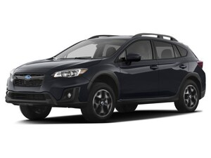 2018 Subaru Crosstrek 2.0i Limited with EyeSight, Moonroof, Navigation System, Harman Kardon Audio, and Starlink