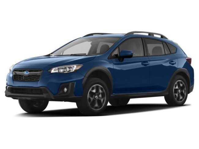 New 2018 Subaru Crosstrek 2.0i Limited with EyeSight, Moonroof, and Starlink SUV in Bangor