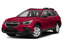 New 2018 Subaru Outback 2.5i SUV in Jersey City