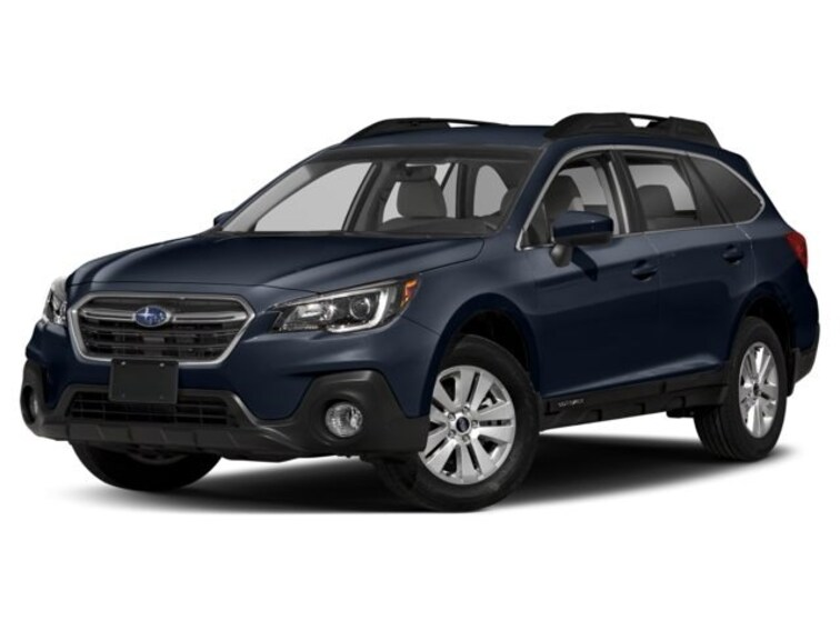 Certified Used 2018 Subaru Outback 2.5i Premium with SUV in Wallingford CT