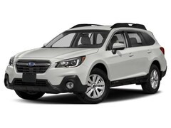 Certified Pre-Owned 2018 Subaru Outback 2.5i Premium with SUV Dubuque IA