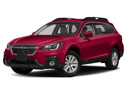 Featured Used 2018 Subaru Outback 2.5i Limited SUV for Sale in Potsdam, NY