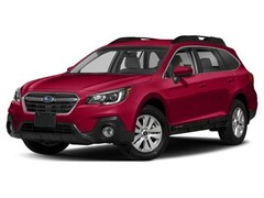 New 2018 Subaru Outback 2.5i Limited with Starlink SUV Boston Massachusetts