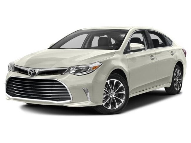 New 2018 Toyota Avalon XLE Sedan for sale in Charlottesville