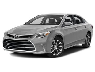 2018 Toyota Avalon XLE Sedan