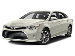 New 2018 Toyota Avalon XLE Premium Sedan Boulder
