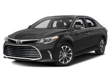 2018 Toyota Avalon XLE Premium Sedan