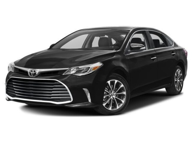 2018 Toyota Avalon SDN