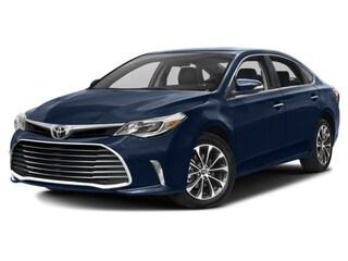 2018 Toyota Avalon XLE Premium Sedan