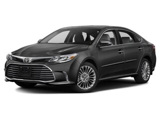 2018 Toyota Avalon Limited Sedan