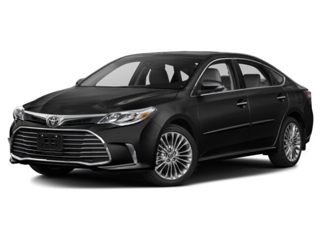 2018 Toyota Avalon Limited SDN