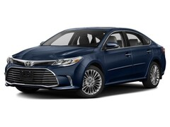 2018 Toyota Avalon Limited Limited