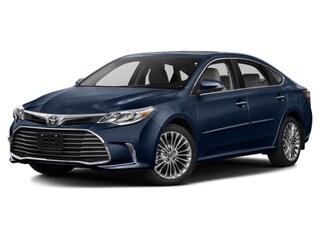 New 2018 Toyota Avalon Limited Sedan Arlington