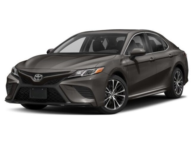 New 2018 Toyota Camry XSE V6 Sedan for sale in the Brunswick, OH