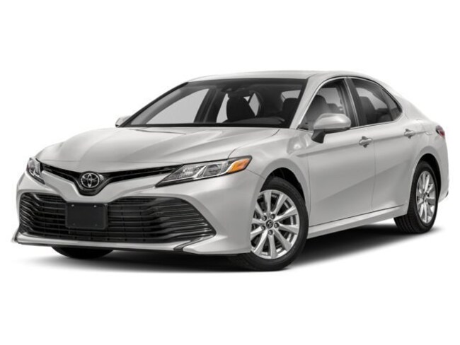 new 2018 Toyota Camry XLE V6 Sedan San Antonio TX