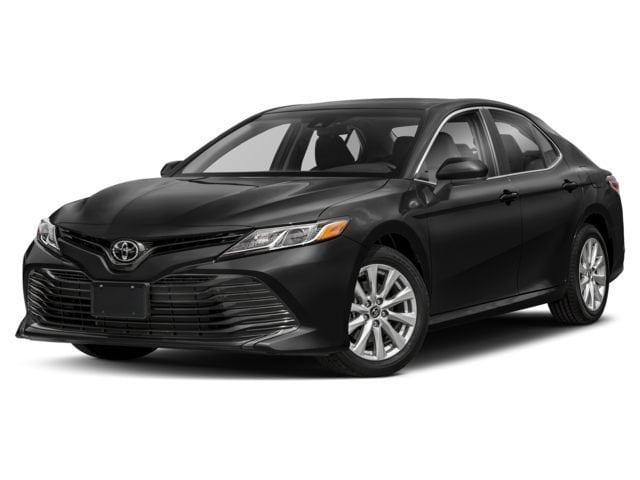 2018 Toyota Camry XLE V6 SDN