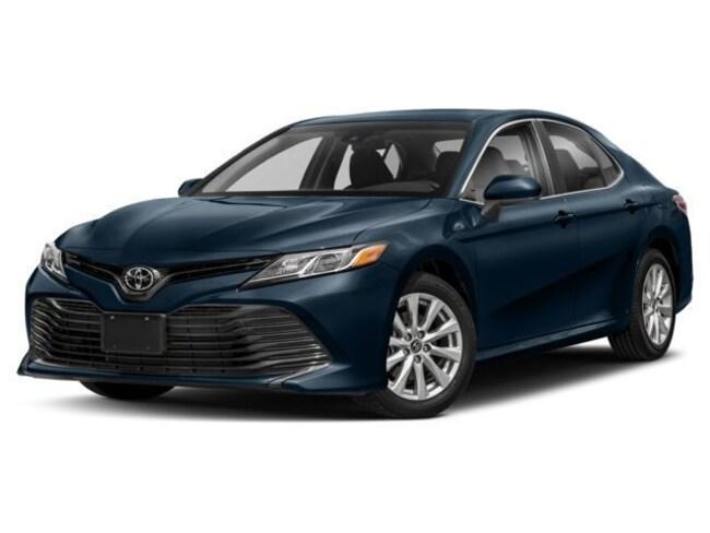 New 2018 Toyota Camry XLE V6 Sedan El Paso, TX