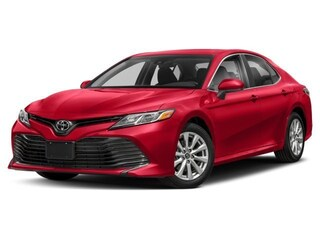 New 2018 Toyota Camry XLE V6 Sedan in Easton, MD