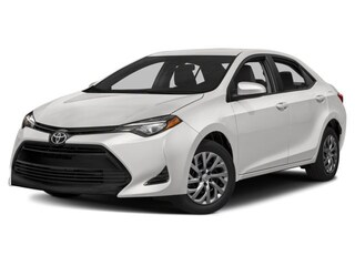 New 2018 Toyota Corolla LE Sedan in Easton, MD