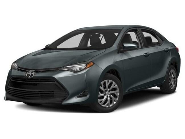2018 Toyota Corolla LE ECO w/Package 1 Sedan