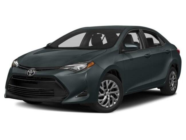 2018 Toyota Corolla XLE Sedan