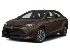 New 2018 Toyota Corolla XLE Sedan in Bartsow, CA
