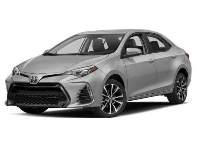 2018 Toyota Corolla XSE Sedan