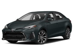 New 2018 Toyota Corolla XSE Sedan in Columbus, OH