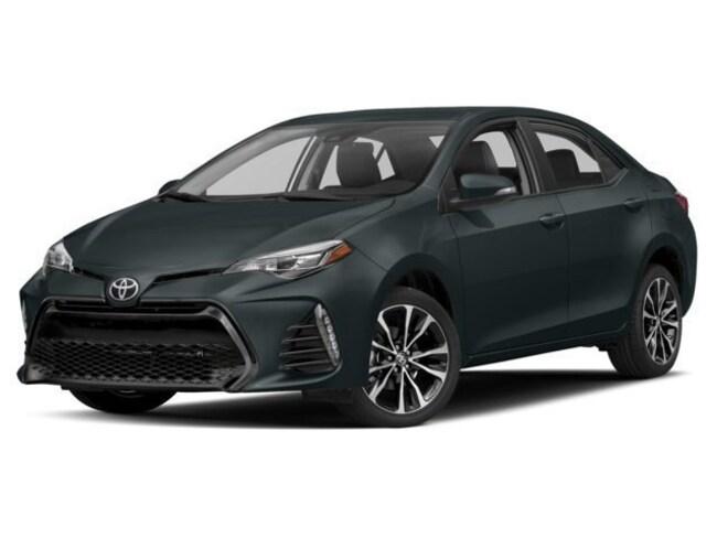 New 2018 Toyota Corolla XSE Sedan Cockeysville