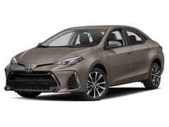 New 2018 Toyota Corolla XSE Sedan Miamisburg OH