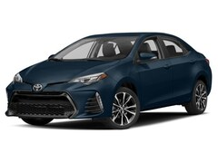 New Toyota for sale  2018 Toyota Corolla XSE Sedan 2T1BURHE7JC106342 in Alton, IL