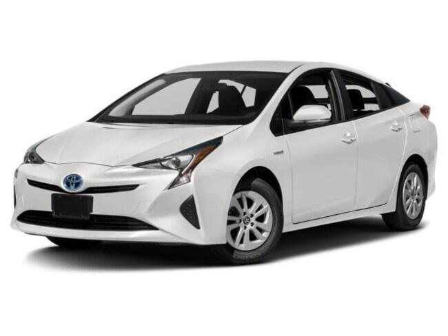 New 2018 Toyota Prius Three Hatchback in Chico, CA