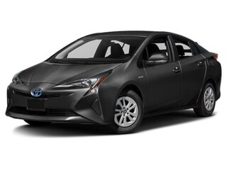 New 2018 Toyota Prius Three Hatchback Lawrence, Massachusetts