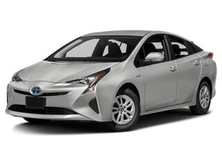 New 2018 Toyota Prius Three Hatchback Carlsbad