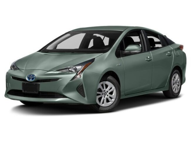 New 2017 2018 Toyota Prius Three Three  Hatchback near Phoenix