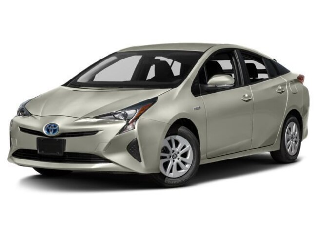 New 2018 Toyota Prius Three Hatchback for sale in the Brunswick, OH