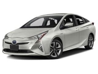 New 2018 Toyota Prius Three Touring Hatchback Redding, CA