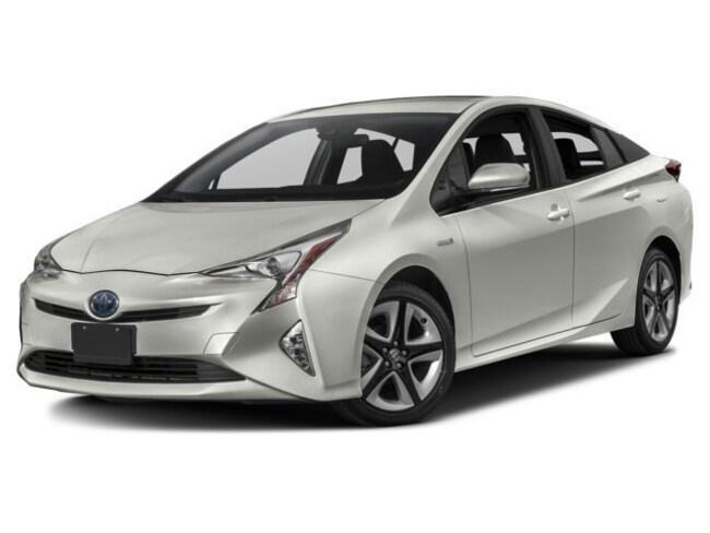 New 2018 Toyota Prius Three Touring Hatchback Peoria