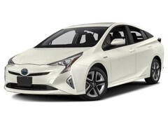 2018 Toyota Prius Four Touring Sedan