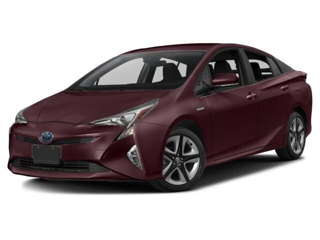 2018 Toyota Prius Four Touring Hatchback