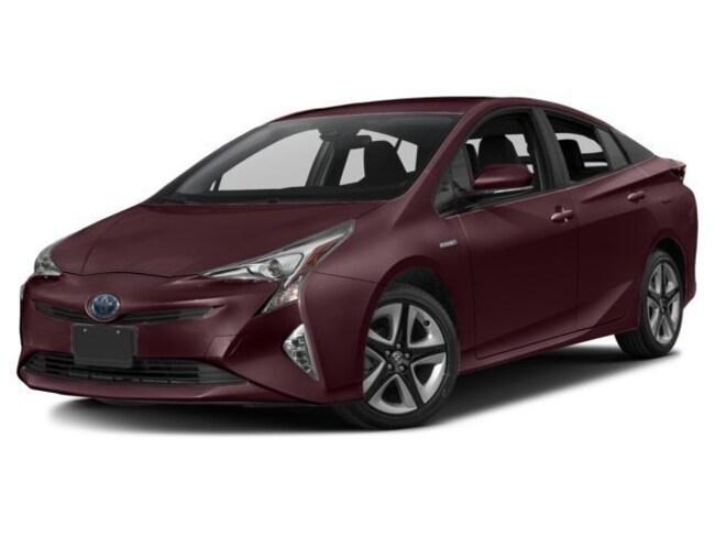 New 2018 Toyota Prius Four Touring Hatchback
